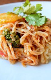 Thai Peanut Noodles-002