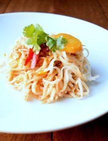Thai Peanut Noodles-005