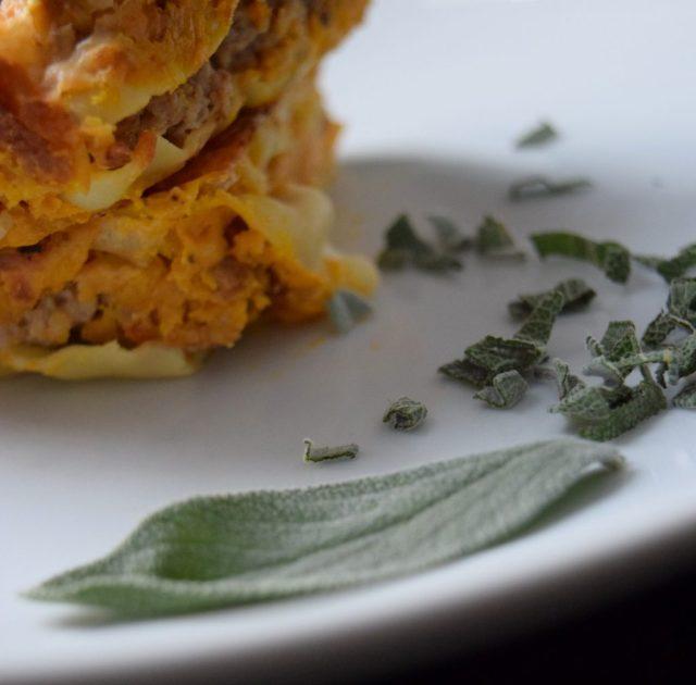 Creamy Pumpkin Lasagna-014
