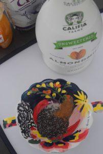 Chia Almond Pudding