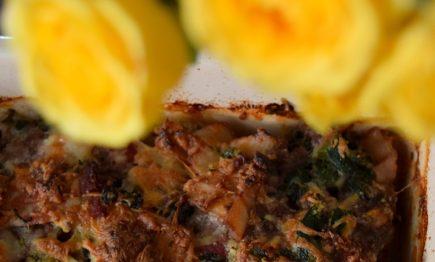 Italian Bacon Meatloaf-001