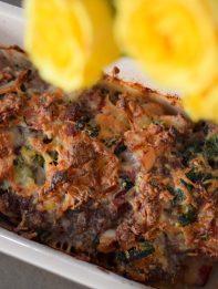 Italian Bacon Meatloaf-003
