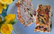 Italian Bacon Meatloaf-008