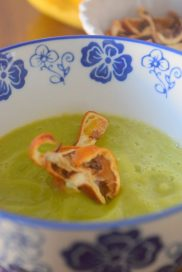 Lemon Basil Soup