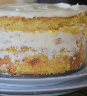Lemon Curd Limoncello Layer Cake-037