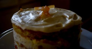 Lemon Curd Limoncello Layer Cake-044