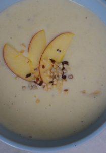 Parsnip Apple Soup-002