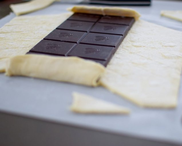 Chocolate Pastry Braid-004