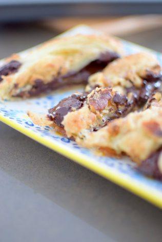 Chocolate Pastry Braid-015
