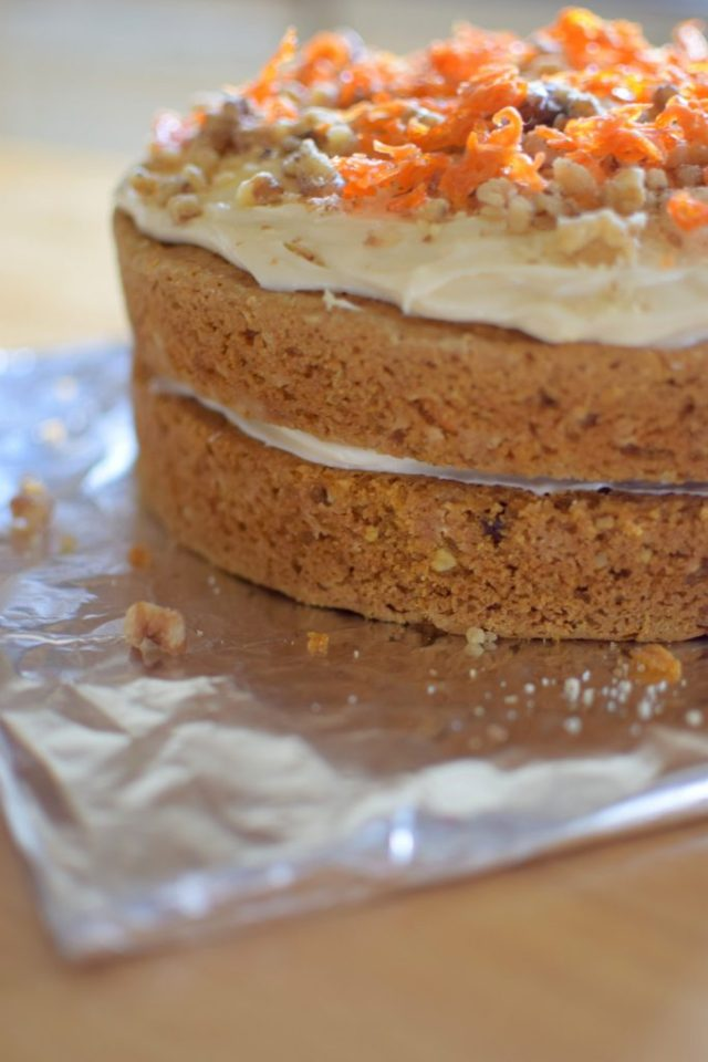 Gluten Free Carrot Cake-021