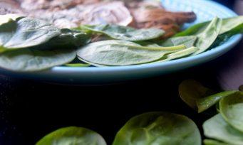 Pomegranate Rosemary Mushroom Fritatta-007