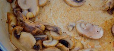 Truffle Mushroom Mac n' Cheese-012