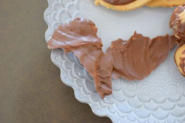 Chocolate Peanut Butter Slicks-014