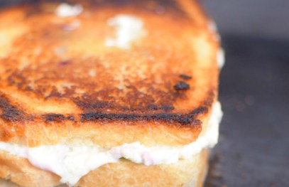 Blackberry Serrano Sourdough Grilled Cheese Sandwich-007