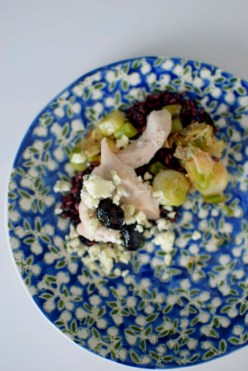 Warm Summer Onion & Rice Salad-008