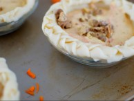 Spiced Carrot Cheesecake Pie-016