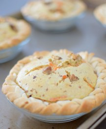 Spiced Carrot Cheesecake Pie-017