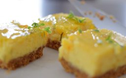 Sweet and Savory Havarti Cheesecake Bars-027