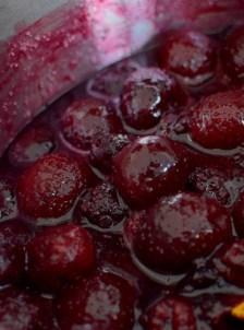 Chocolate Cherry Berry Tiara Cake-007