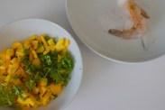 Yellow Pepper Paprika Relish and Shrimp-002