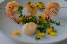 Yellow Pepper Paprika Relish and Shrimp-006