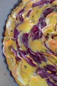 Special Sweet Potato Lemon Thyme Tart-017
