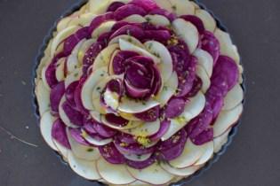 Special Sweet Potato Lemon Thyme Tart-023