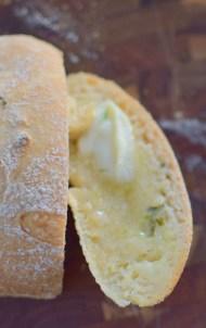 Artisan Basil Bread & Lime Butter-015