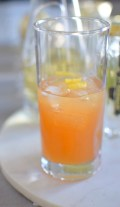 Honey Grapefruit Highball