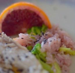 Blood Orange Sesame Chicken & Broccoli-007