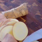 Sesame Date Horseradish Chicken-001