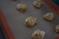 Oatmeal Cinnamon Raison Cookies