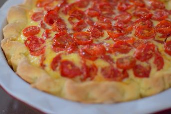 Lime Roasted Tomato Quiche-012