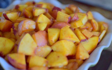 Summer Peach Cobbler-007