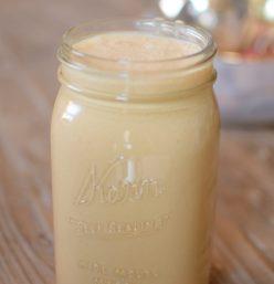 Nuzest Vanilla Pumpkin Spice Peanut Butter Smoothie-004