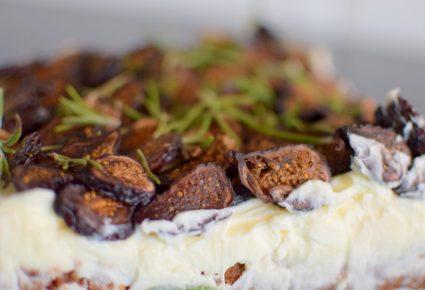 Vanilla Fig Rosemary Cheesecake BARS-015