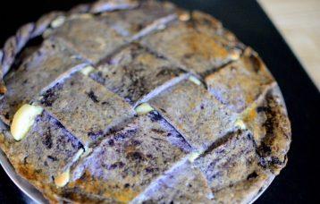 Lemon Blueberry Vanilla Cream Pie-019