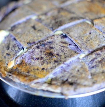 Lemon Blueberry Vanilla Cream Pie-020
