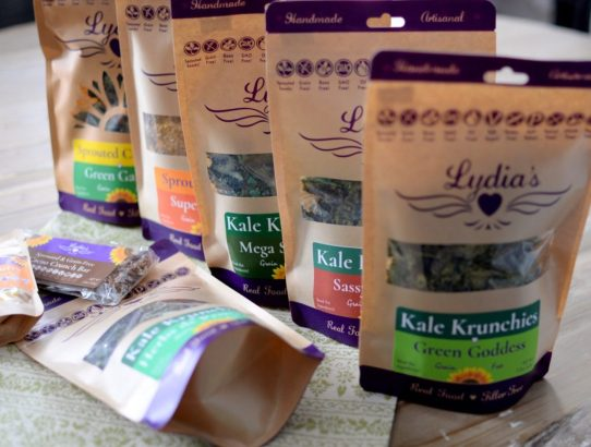 Lydia's Foods Raw Product Review