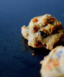 Persimmon Tarragon Cranberry Pecan Cookies-011
