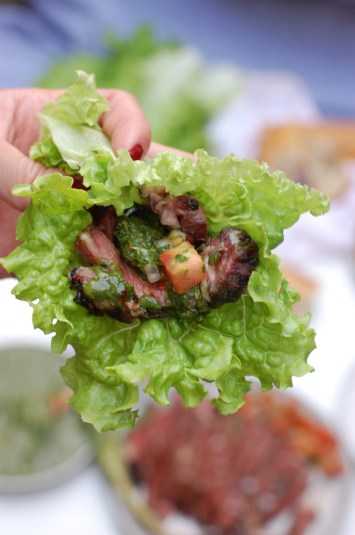 Ribeye Lettuce Wraps | Cravings & Crumbs