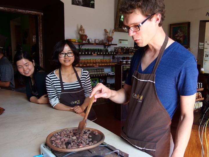 Roast Cacao Beans
