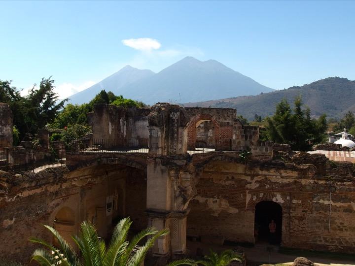 Ruins Antigua