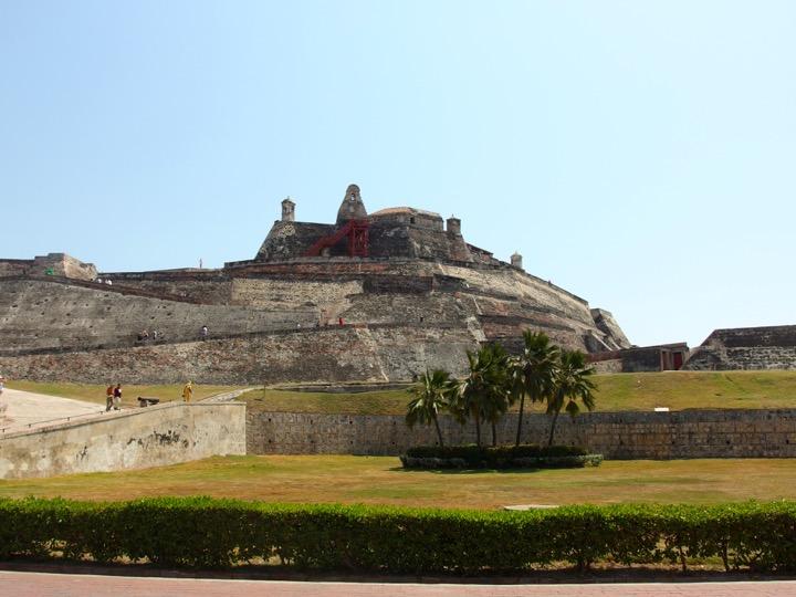 Cartagena Castillo San Felipe
