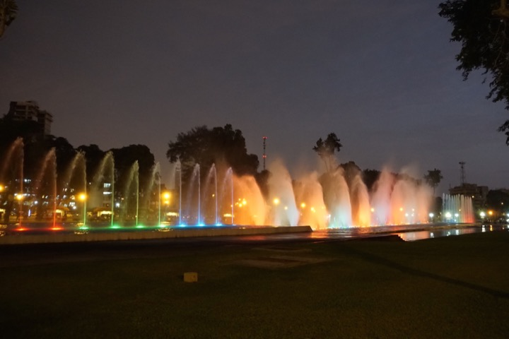 Lima Magical Fountains