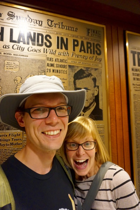 Martin and Jill Land in Paris?!