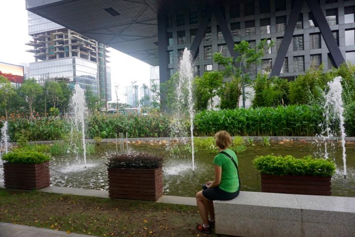 Shenzhen Fountain