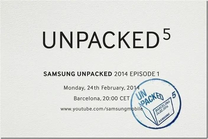 Samsung is unleashing its GALAXY S5