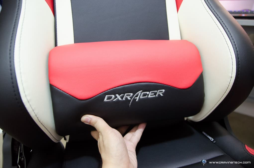 dxracer chair cover hire bedford gaming review drifting series 4