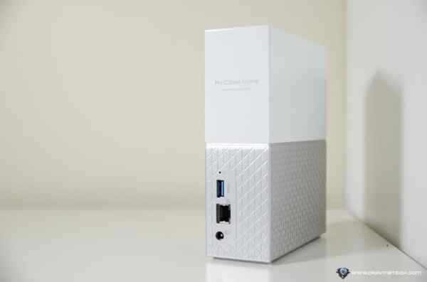 WD My Cloud Home Review - Your Personal Cloud Storage and ...